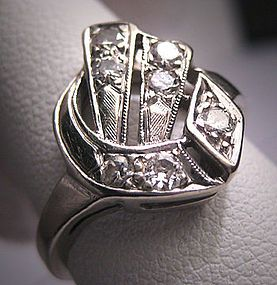 Vintage Wedding Rings 1920 Antique Diamond Wedding Ring Vintage