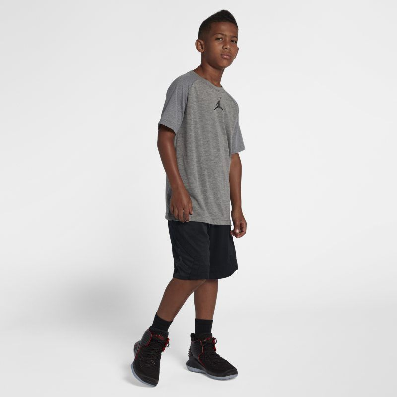 4de16feb4fbd46 Jordan Rise Diamond Older Kids (Boys ) Shorts - Black