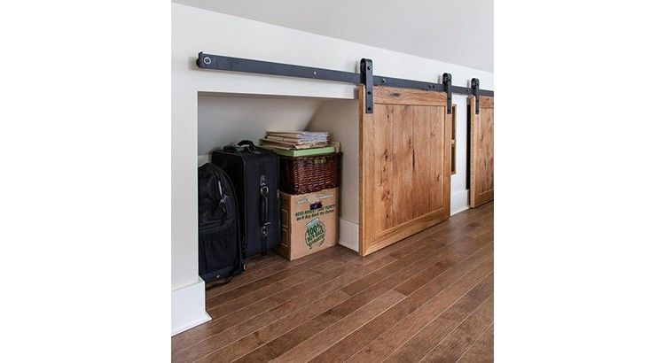 Porte Coulissante 25 Facons De L Adopter Dans Votre Interieur Porte Coulissante Maison Amenagement Maison