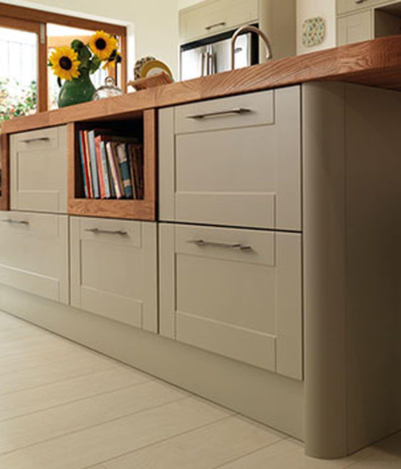 Image result for putty grey kitchen cabinets | Kitchen ...