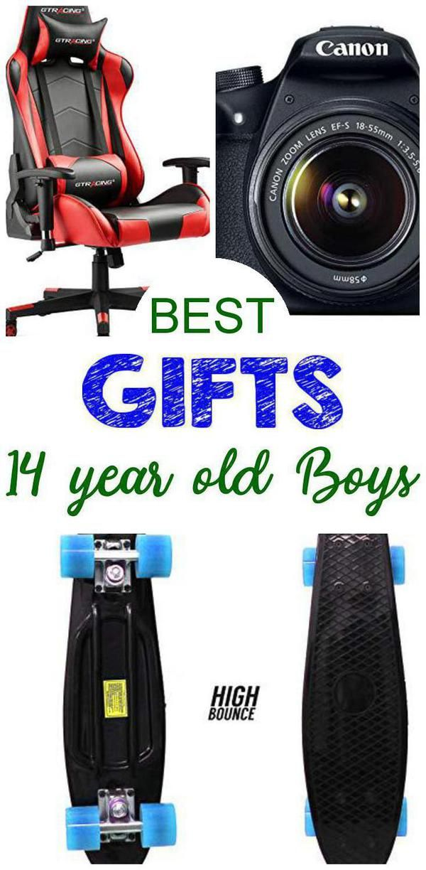 Best Gifts for 14 Year Old Boys 2019   Gifts for boys ...