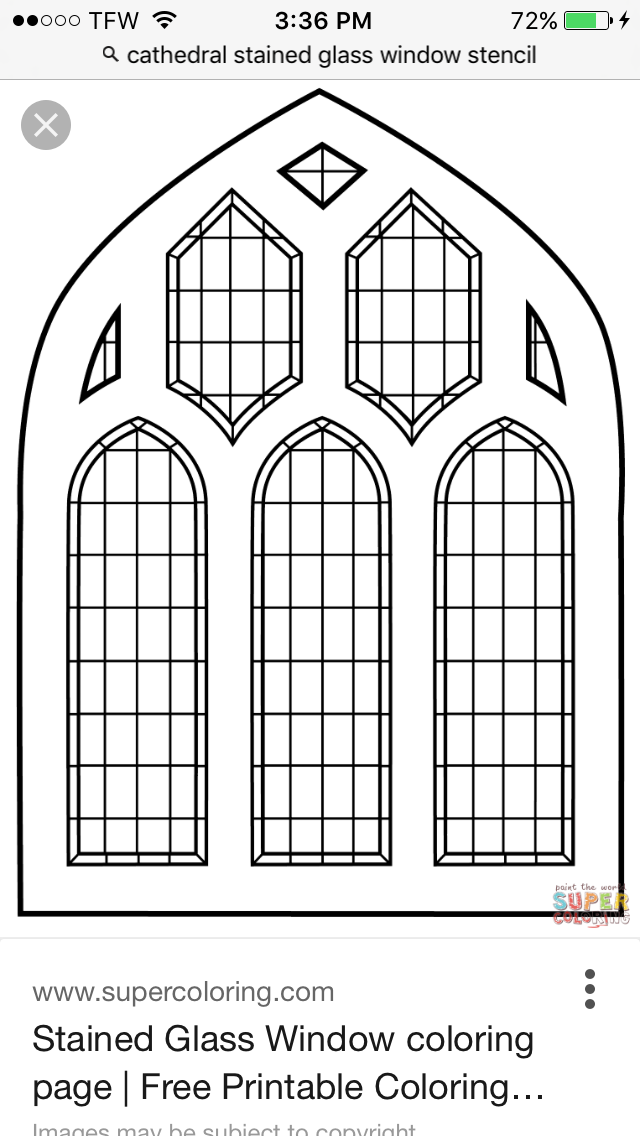 Pin By Era Y On Stained Glass Cross Coloring Page Colouring Pages Free Printable Coloring Pages