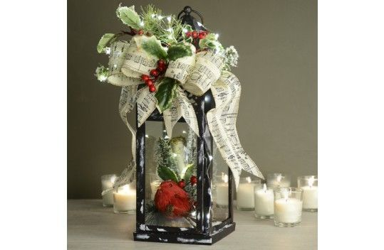 Diy Decorative Winter Lantern Ac Moore Ac Moore Arts And