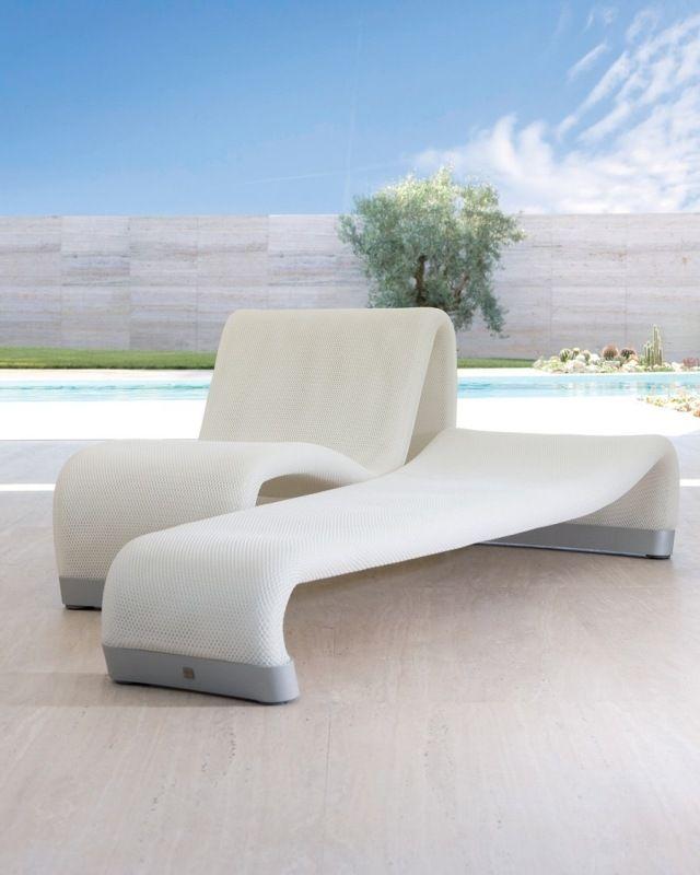 22 Garten Design Chaiselongue Ideen In Hochwertigen Materialien Chaiselongue D Contemporary Outdoor Furniture Outdoor Furniture Style Teak Outdoor Furniture