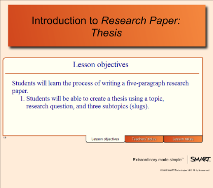 Smart Exchange Usa Research Paper Research Paper Interactive Classroom Educational Websites