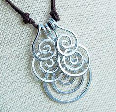 spiral wire necklace wire center u2022 rh bigshopgo pw