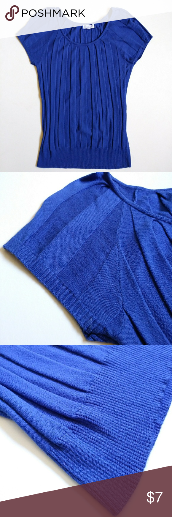 Sweater Shirt GUC. Cute light sweater for the cooler days ...