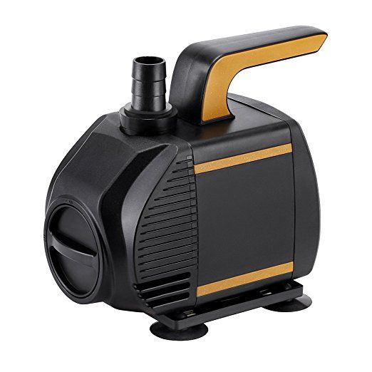 80 GPH Adjustible Aquarium Submersible Water Pump Fountain Powerhead Hydroponics