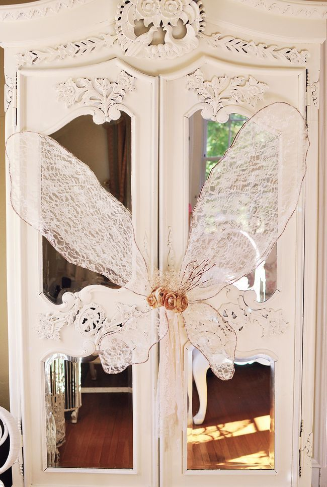 fairy wings!