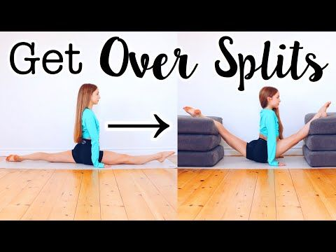 get oversplits fast stretches for over split flexibility