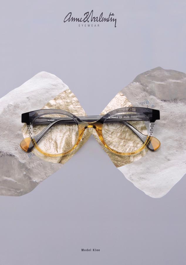 8ced635d4c Anne et Valentin eyewear - Model Klee