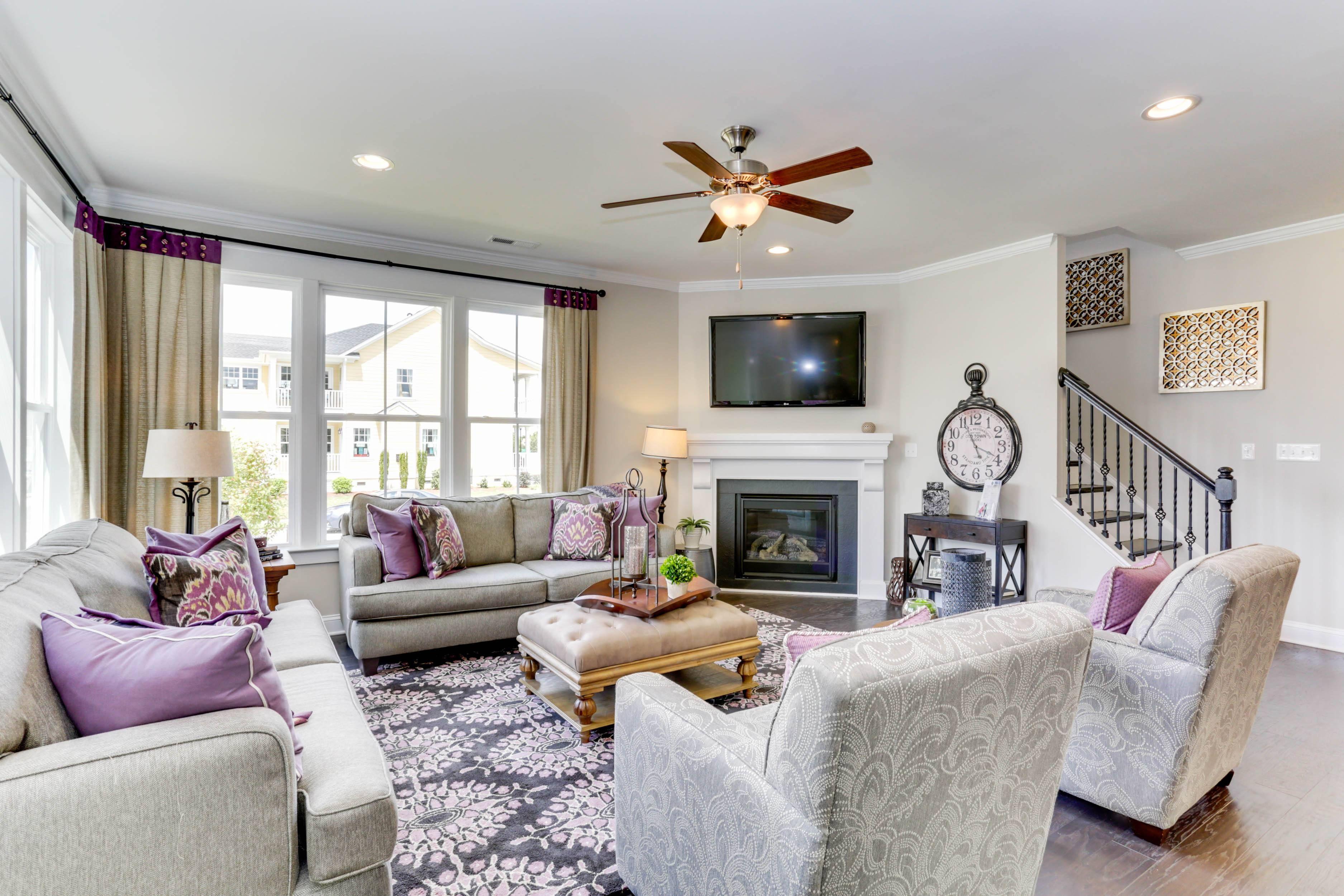 culpepper landing chesapeake va hhhunt new homes living rooms