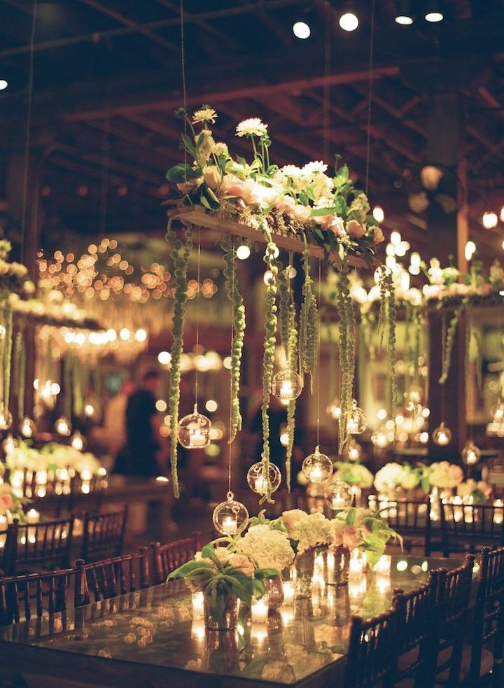 Stunning Romantic Garden Southern Wedding Wedding Reception Ideas