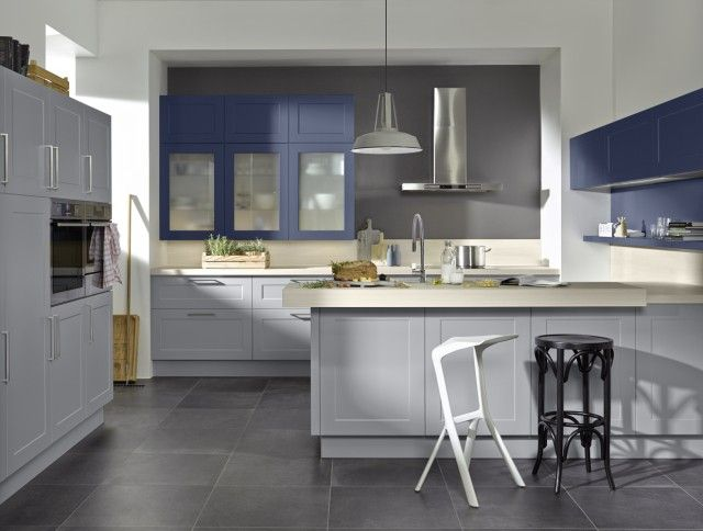 Fot Kuchnia z linii Frame Lack, Nolte Küchen Modne kolory mebli - nolte küchen bilder