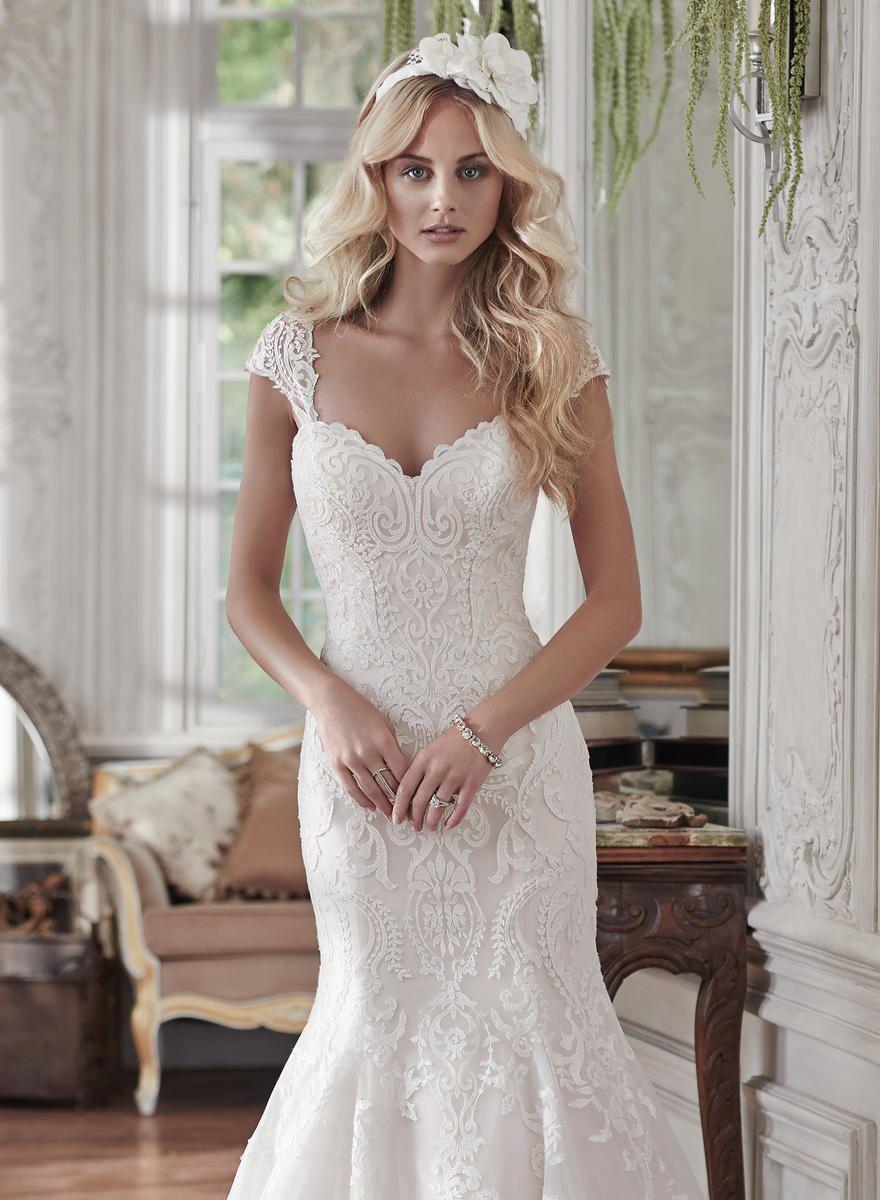 Maggie Sottero Rosamund Wedding Dress