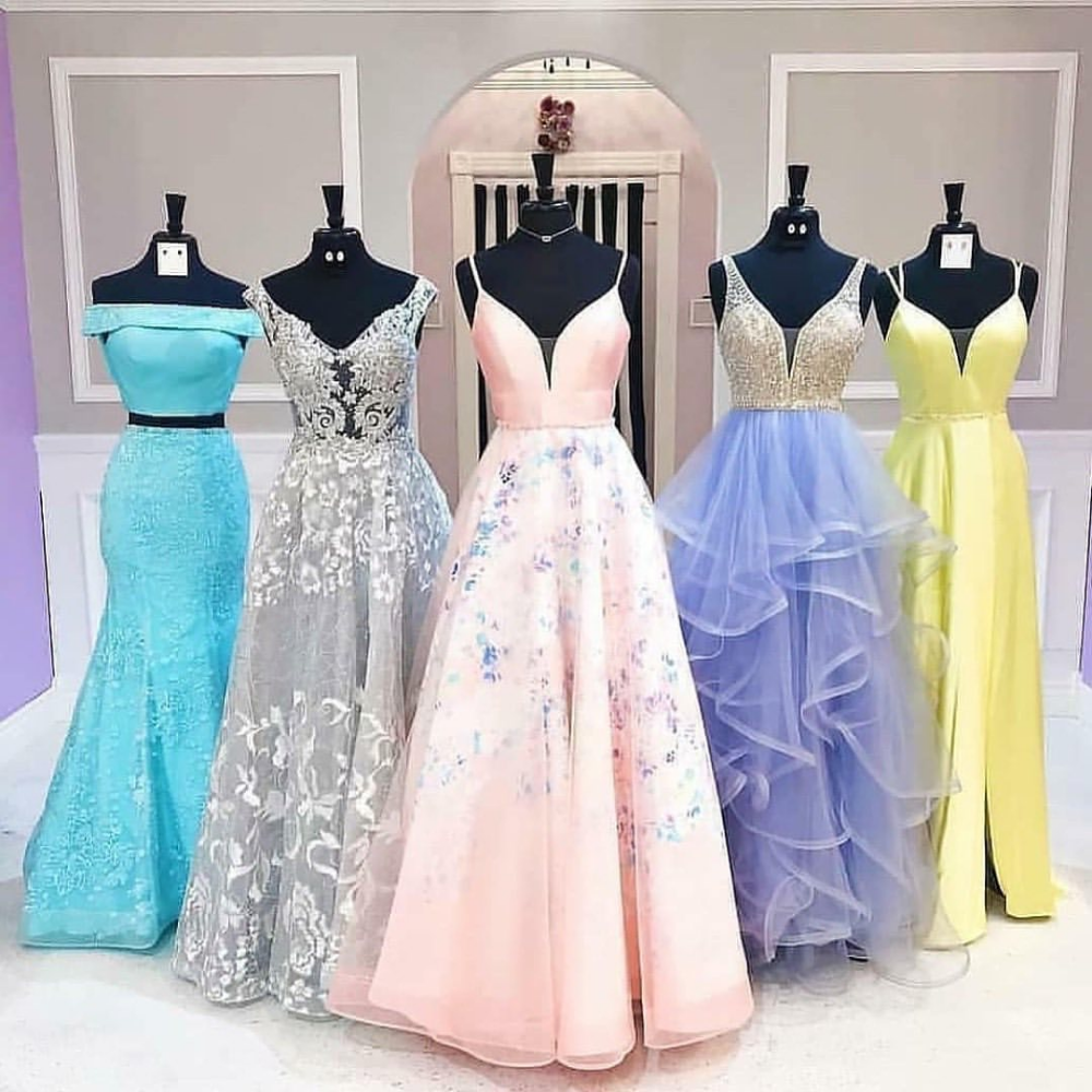 14 Most Dazzling Dresses For Ladies - Latest Women Gowns 14