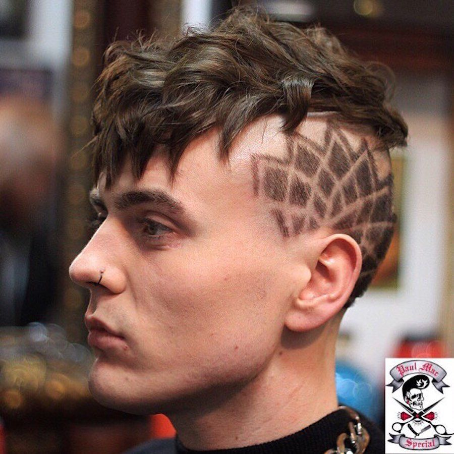 Prime Men Undercut Haircuts For Men And New Haircuts On Pinterest Short Hairstyles Gunalazisus
