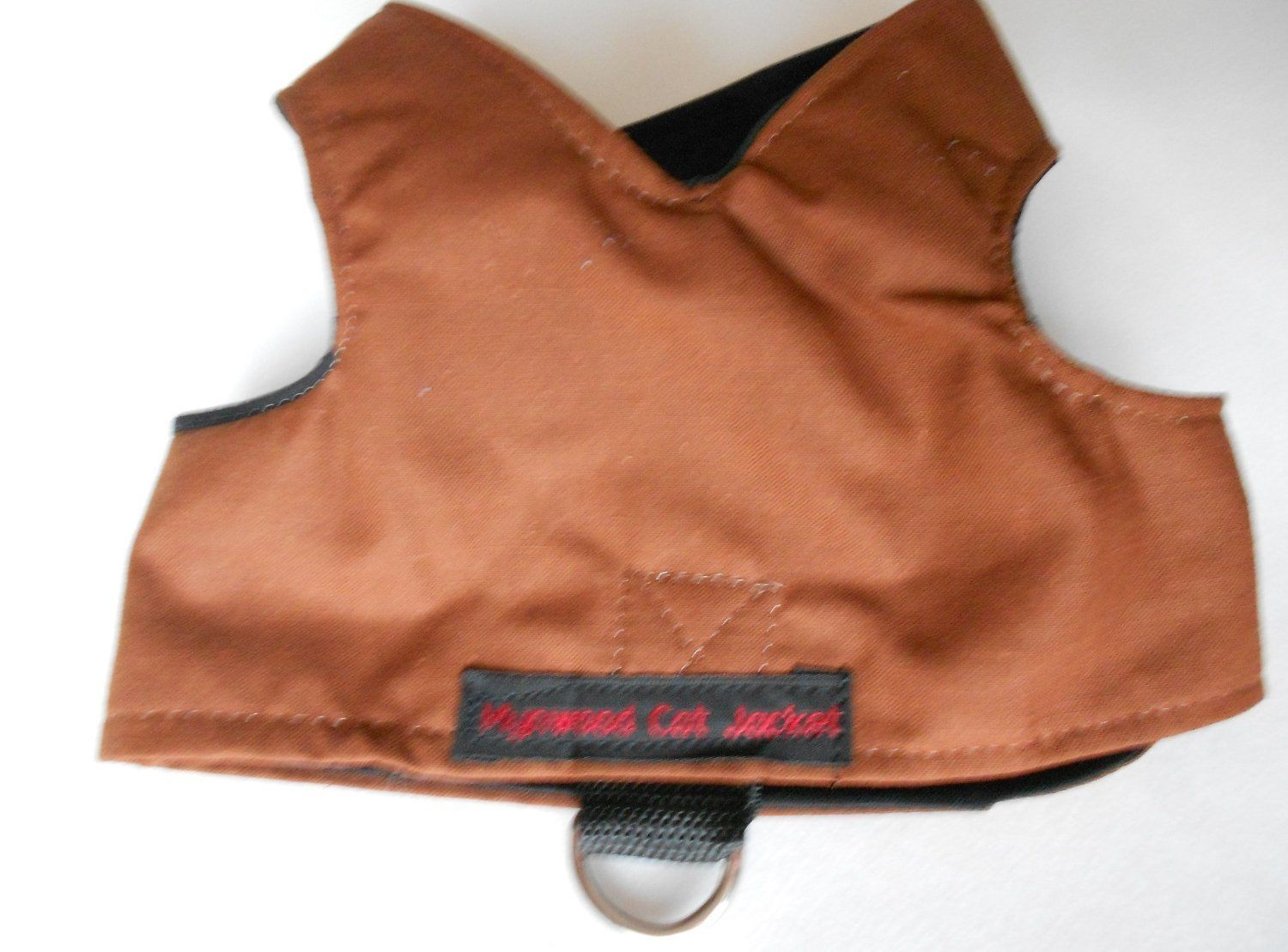 Mynwood Cat Jacket/Harness Chocolate Kitten up to 8 month
