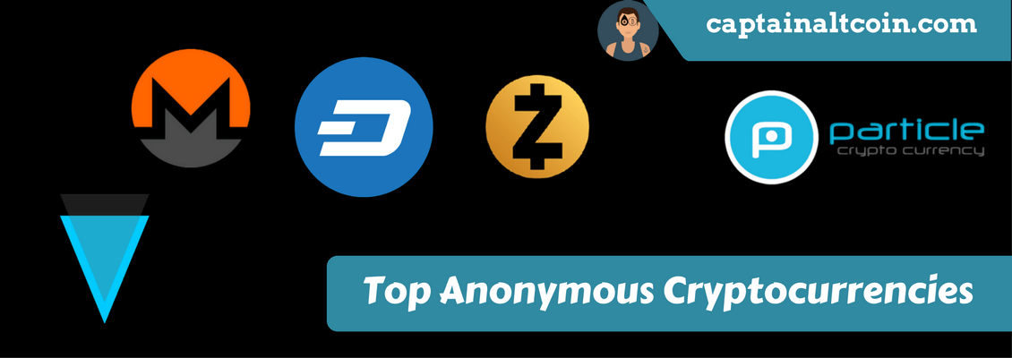 how are cryptocurrencies anonymous