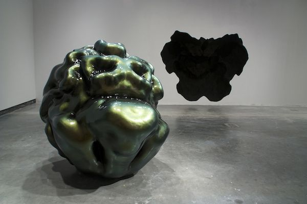 Christopher Manzione. Excavatum Installation View, 2011. Image courtesy of the artist.