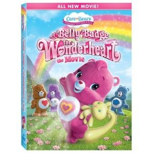 Care Bears A Belly Badge for Wonderheart DVD Giveaway