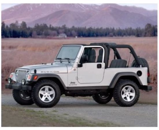 2006 Jeep Wrangler Unlimited Rubicon 2dr 4x4 Lwb 2006 Jeep Wrangler Jeep Wrangler 2005 Jeep Wrangler