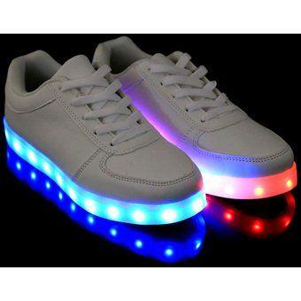 zapatillas de luces adidas