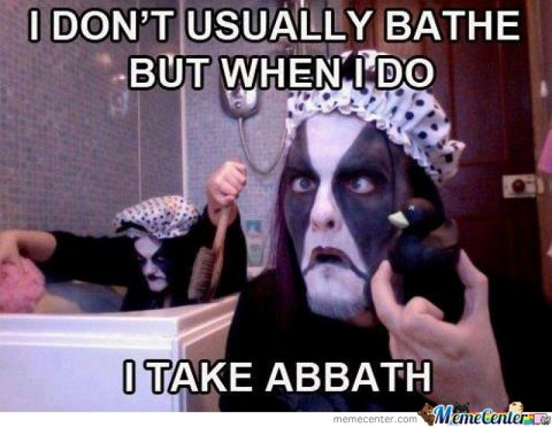 Funny Memes For A Guy : The best abbath memes on the internet memes metals and internet