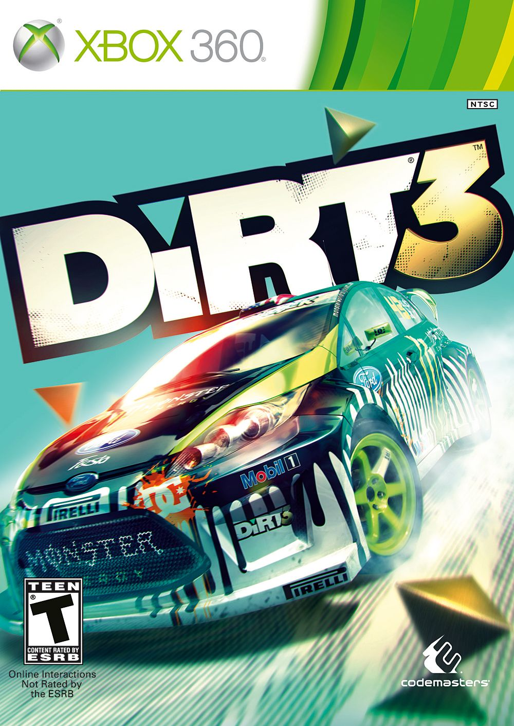 Dirt 3 (With images) Xbox 360, Xbox, Racing games