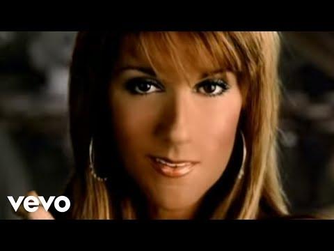 Celine Dion I M Alive Official Video Youtube Celine Dion Celine Dion Songs Youtube Videos Music