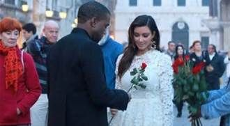 Kim and Kanye wedding - May 24,2014 in Paris will be features on Kardashian reality show.