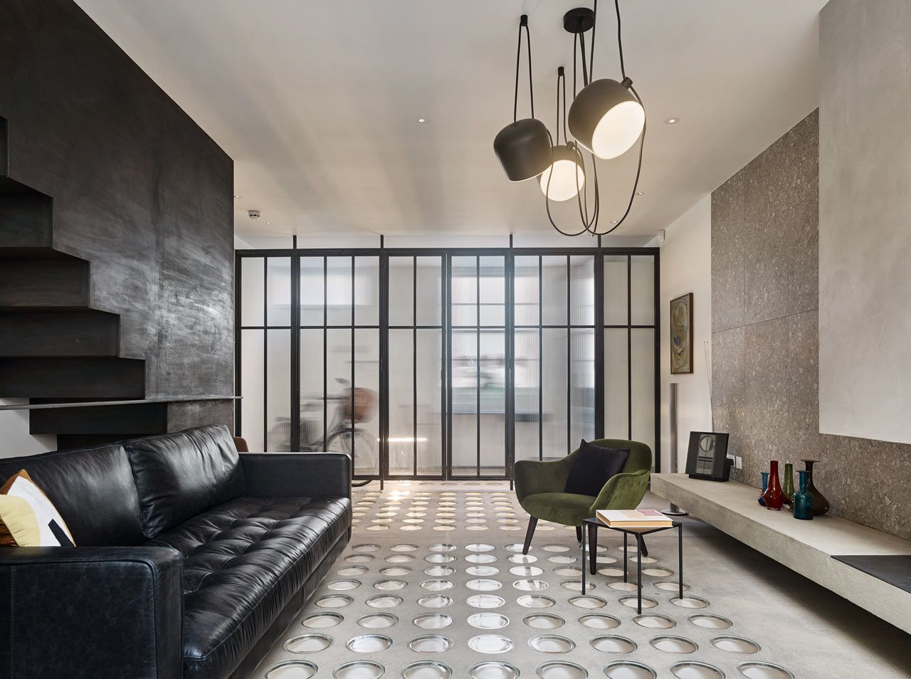 The Perf House Is a Renovated Georgian Terrace House In Lond…