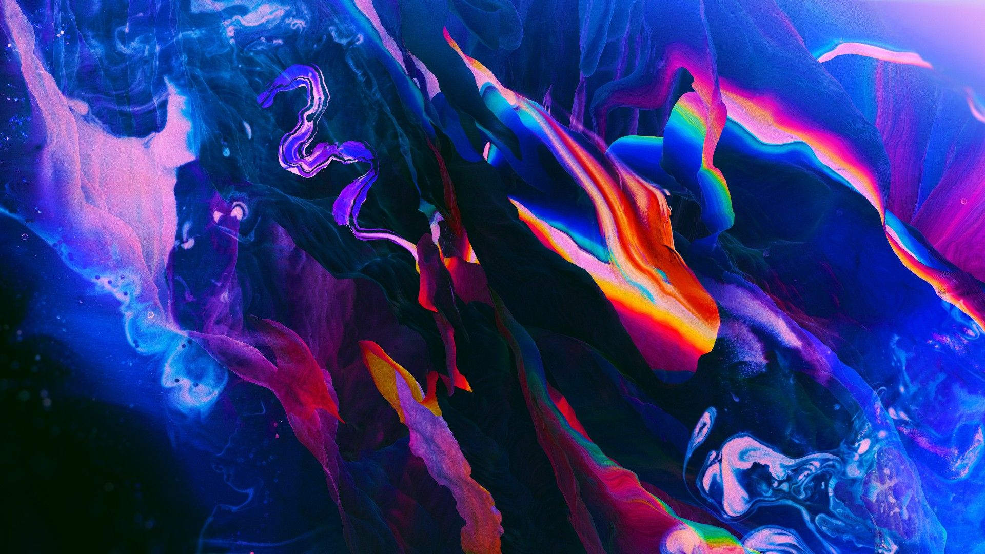 Colorful Abstract Abstract Art Wallpaper Computer Wallpaper Desktop Wallpapers Art Wallpaper