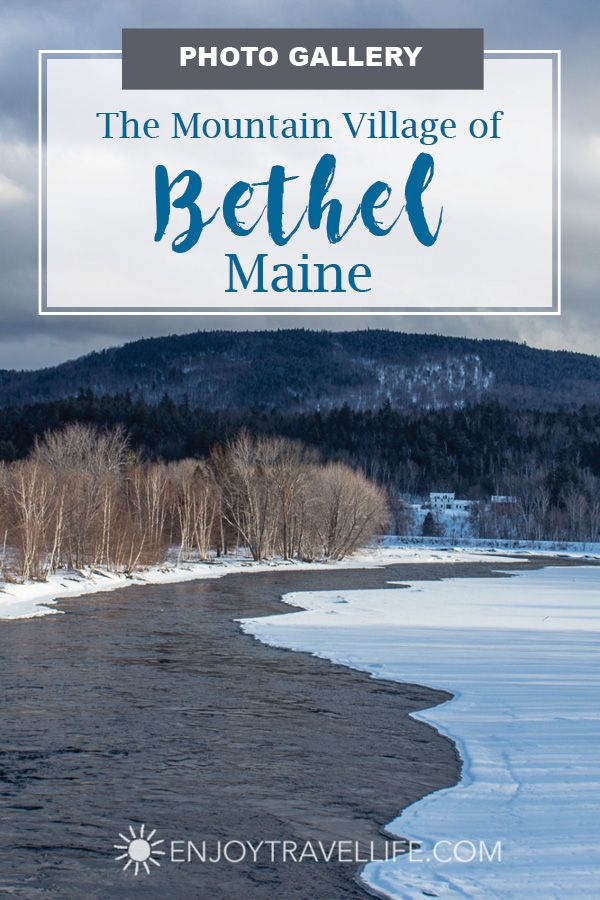 Scenes From A New England Winter In Bethel Maine Travel Usa Travel Bethel Maine