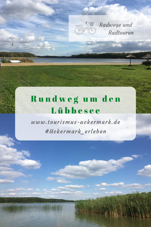 Rundweg Um Den Lubbesee In 2020 Grosse Seen Badesee Radtouren