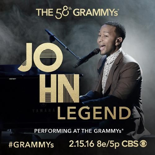 John Legend, Luke Bryan, Demi Lovato, and Meghan Trainor to perform a tribute to 2016 MusiCares Person Of The Year Lionel Richie at the 58th GRAMMYs Feb. 15 on CBS!