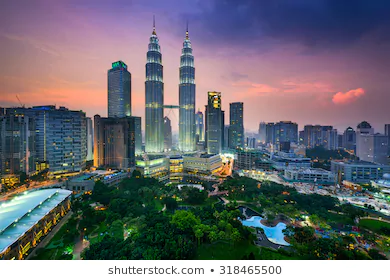 Free Virtual Backgrounds For Zoom Skype And More Shutterstock Skyline City Skyline Asia Travel
