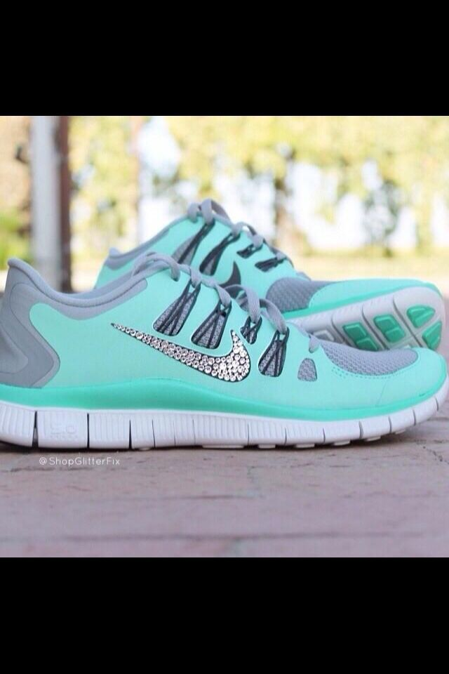 free shipping 66aee dba77 tiffany blue nike running shoes pack for cheap. I want these next year for  cross country(ally)!!!!  D