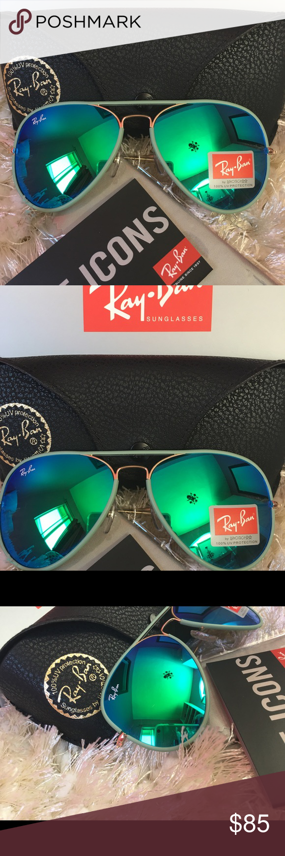 09bcc2e602 AUTHENTIC RAY BAN AVIATOR 3026 PRODUCT DETAILS Model code  RB3026 L2846 62- 14 Inspired