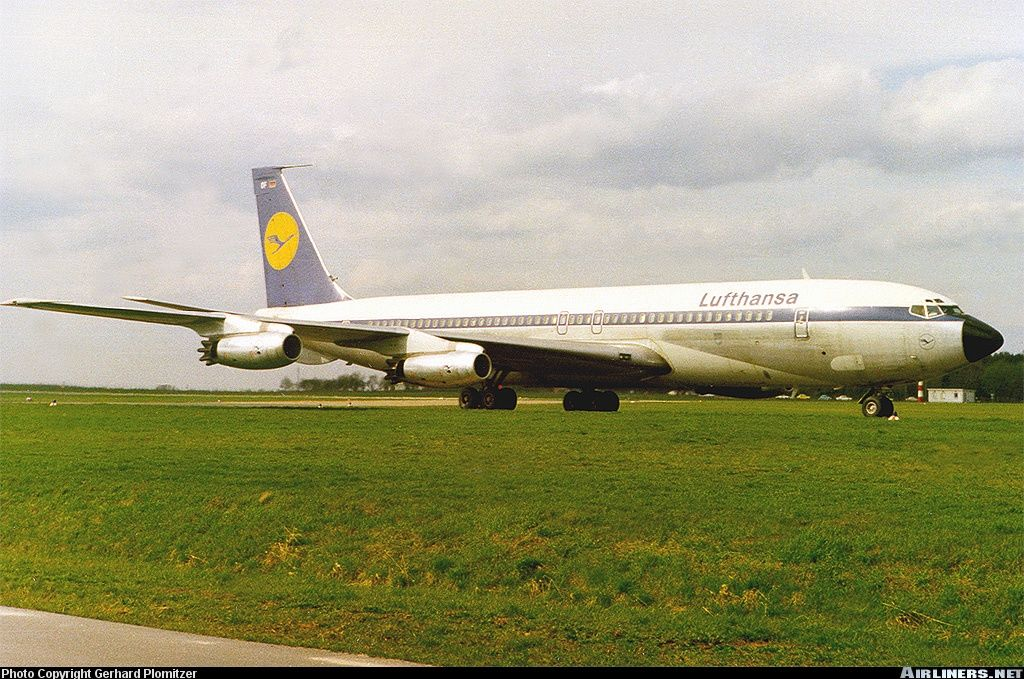 Boeing 707430 aircraft picture Boeing 707, Boeing