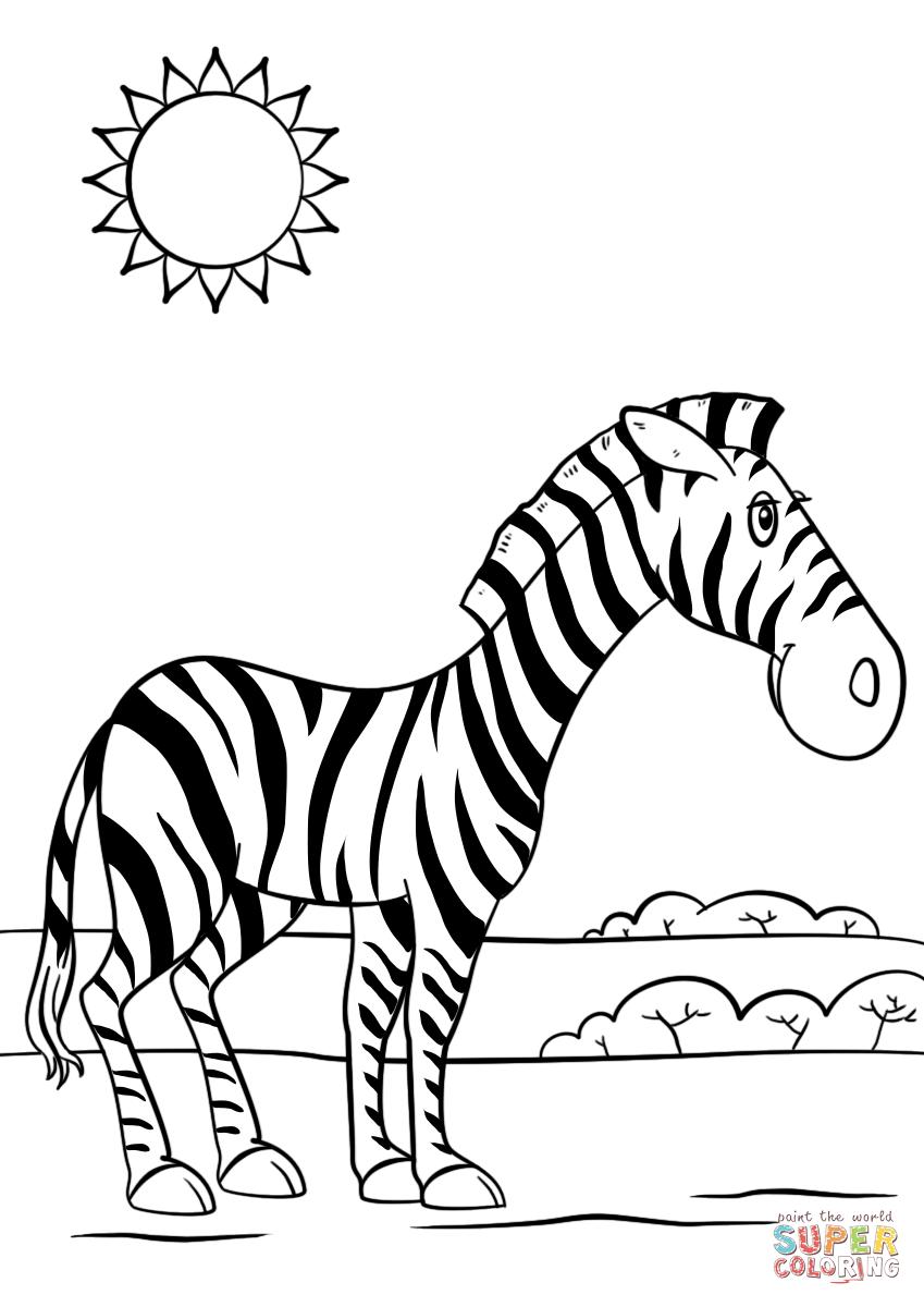 Pin De Decebra Shop En Dibujos De Cebras Para Colorear Dibujo De Cebra Libros Para Colorear Cebras