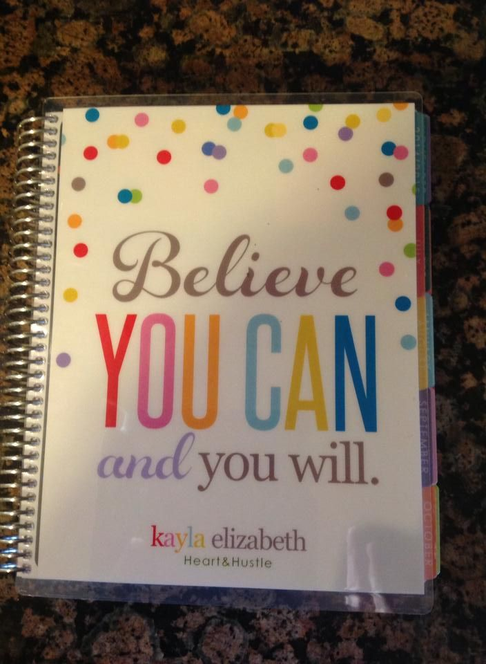 Plan your work and WORK YOUR PLAN! How I use my Erin Condren planner