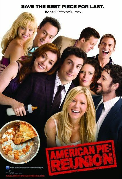 American Pie Reunion 2012 Free Movies Online