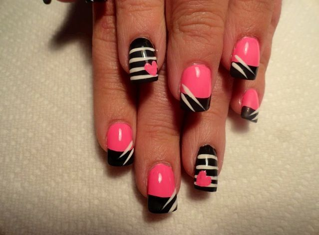 Creative Nail Designs those are reallycute and i think i will do ...