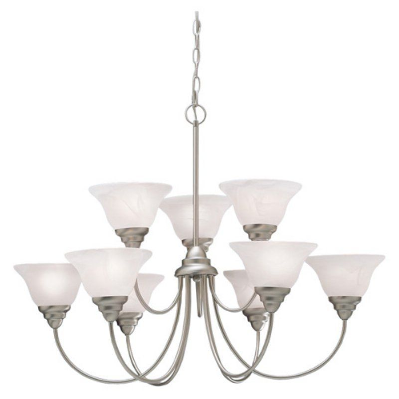 Kichler Telford 2077 Chandelier - 33.5 in. - 2077