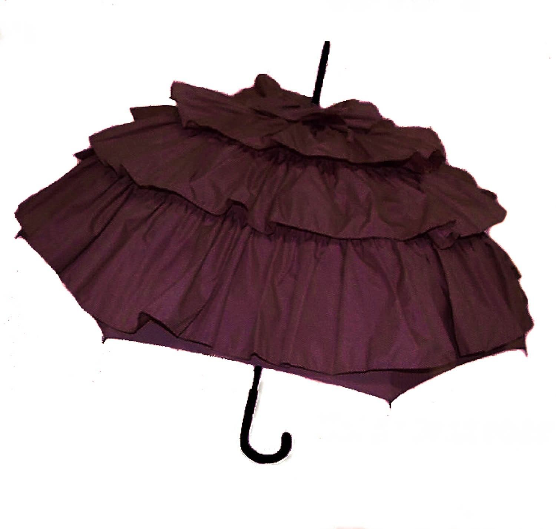 d8f750f16 Parapluie volants prune | Umbrellas | Ballet skirt, Skirts, Fashion