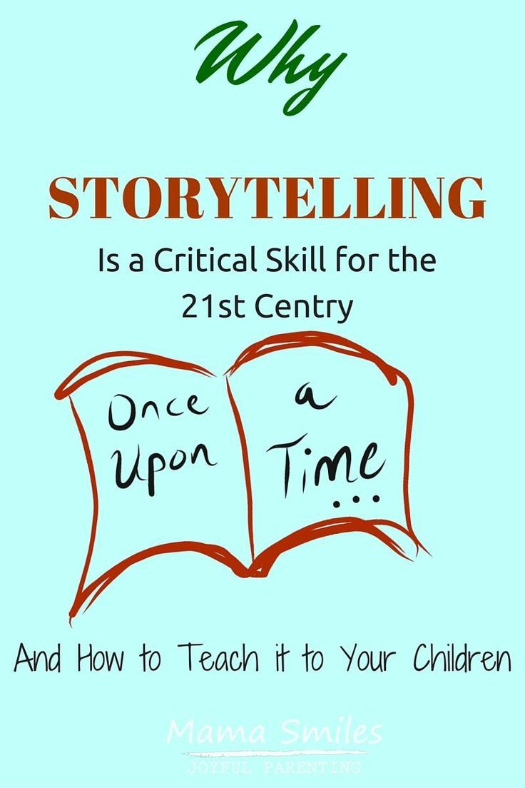 How to Teach Storytelling - a Critical Life Skill | Literacy