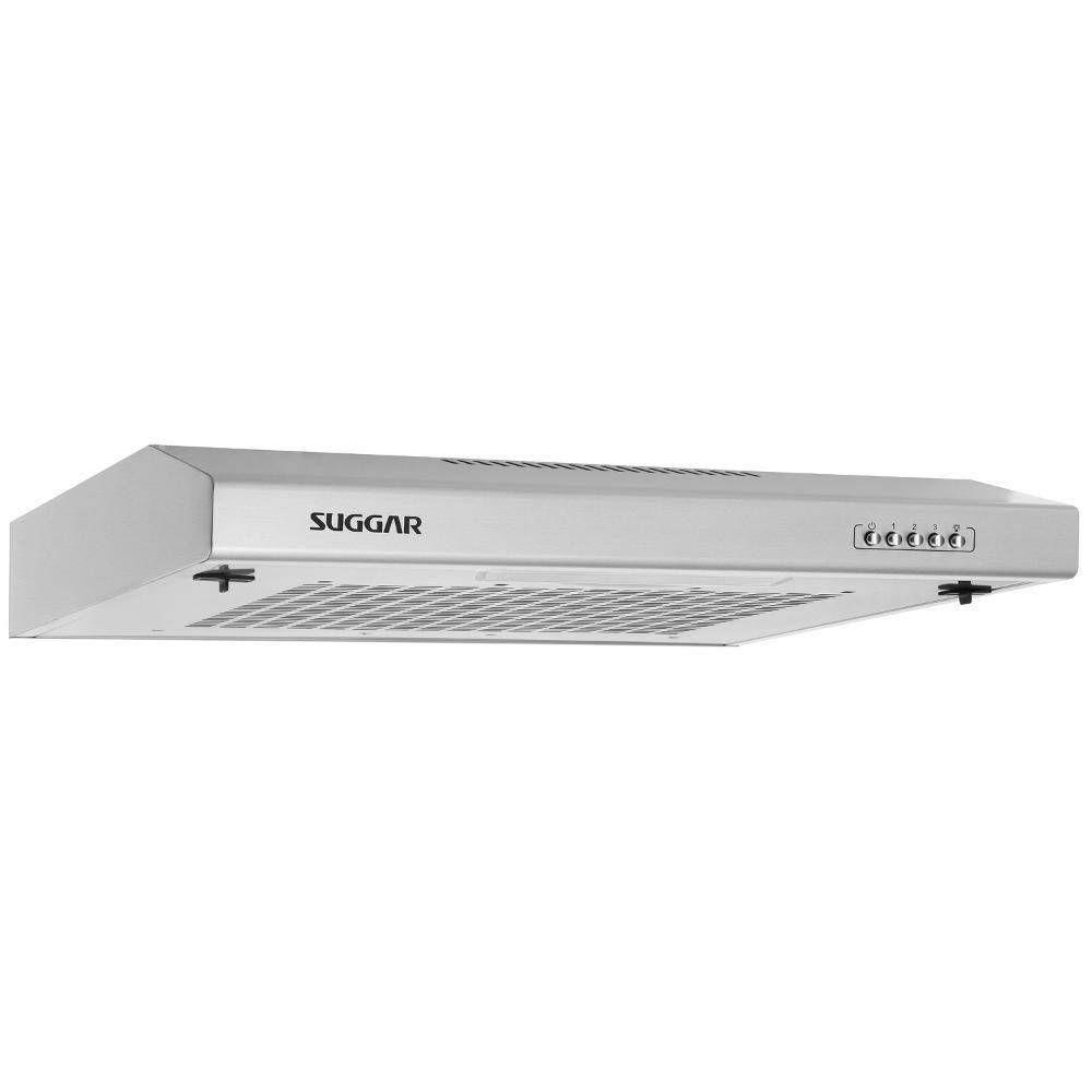 Depurador Slim 60cm Suggar Inox 220v | Depurador | Pinterest