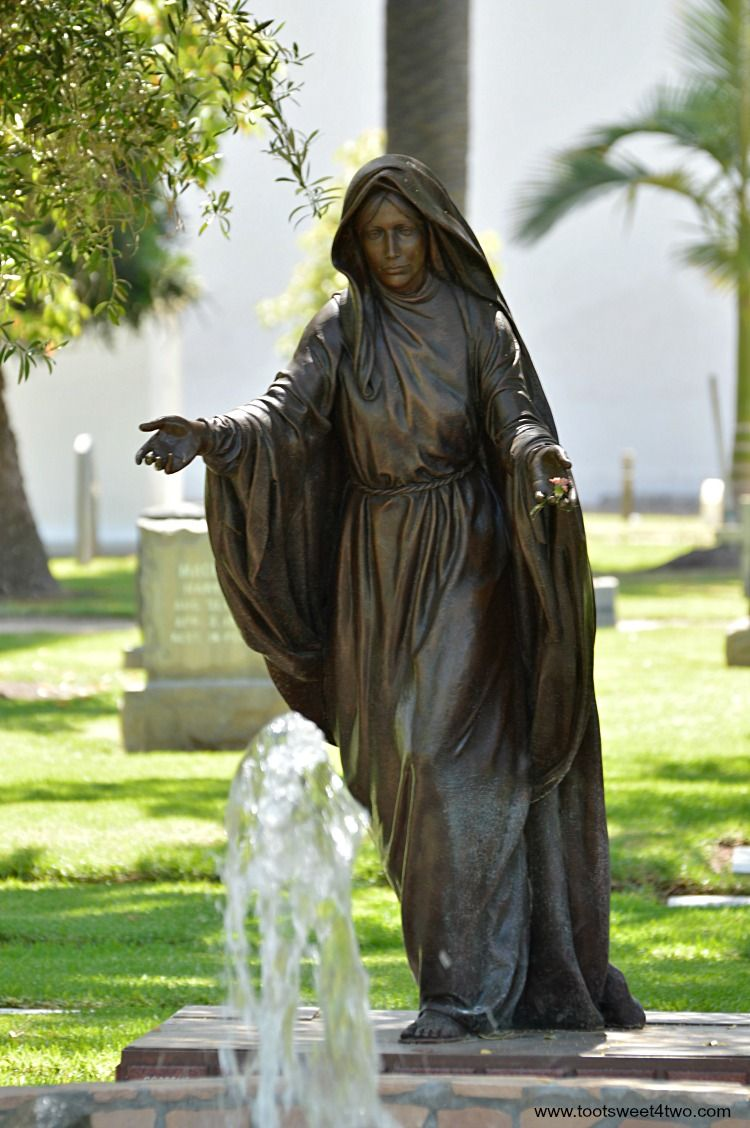 The Incredible Sculptures of Mission San Luis Rey Toot