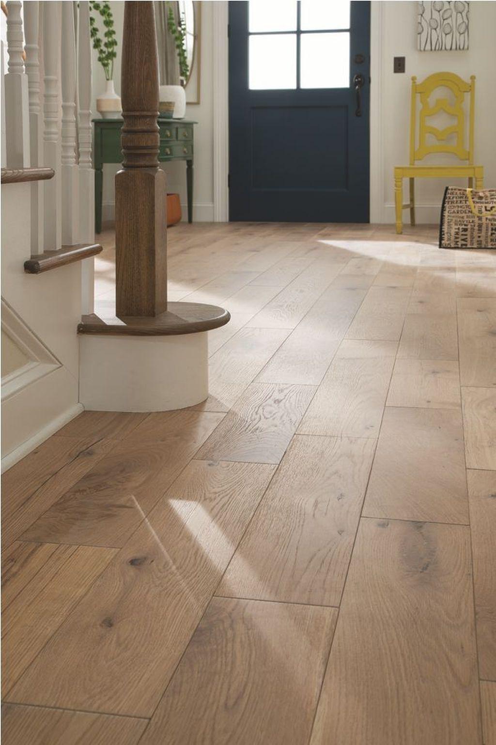 33 Comfy Small Home Interior Design Ideas With Very Amazing Wood Floor White Oak Hardwood Floors Wood Floors Wide Plank Oak Hardwood Flooring